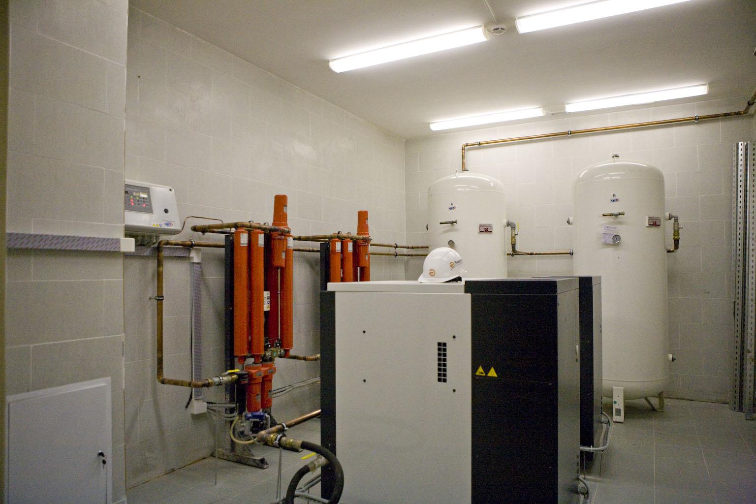 Услуги очистки и дезинфекции систем кондиционирования