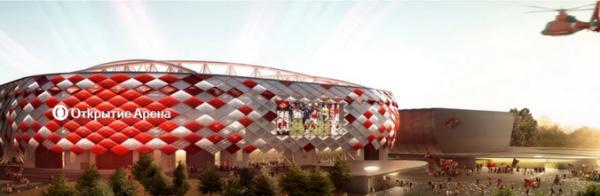 компания «ЭнергоСтар» подписала договор на техническое обслуживание и эксплуатацию оборудования вентиляции и холодоснабжения футбольного стадиона «Спартак»