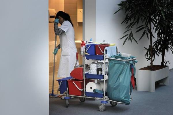 Уборка офиса клининг специалистами после ремонта или переезда