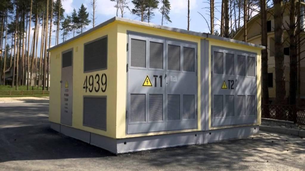 Обслуживание трансформаторных подстанций в Москве